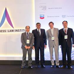 Click to view album: Opening of the Conference and Launch of ABLI