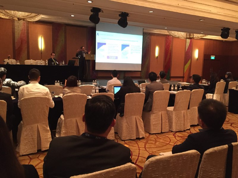 ABLI's Foreign Judgments project is discussed at ISDA's Derivatives Disputes: Litigation and Arbitrating the ISDA Master Agreements held in Singapore